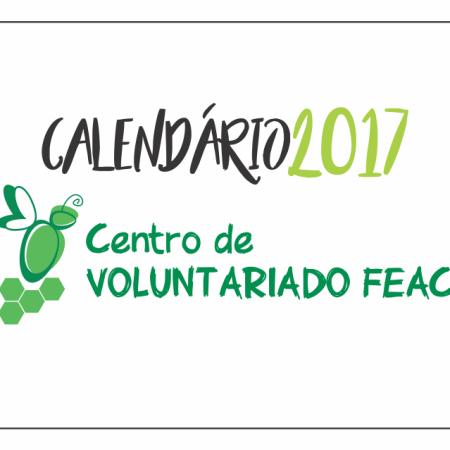 Calendário de palestras 2017 do  Centro de Voluntariado FEAC tem início este mês