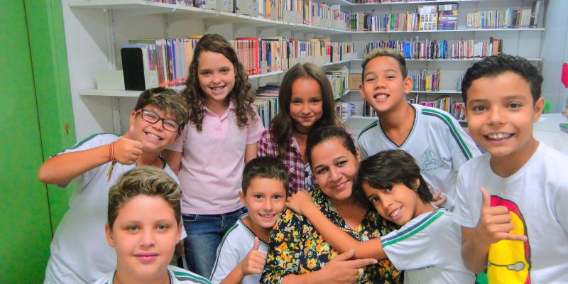 Trabalho voluntário gera satisfação e comprometimento entre família e escola