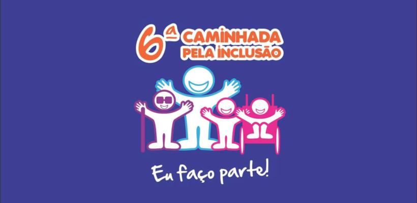 Fundação Síndrome de Down e CEESD promovem 6ª Caminhada pela Inclusão