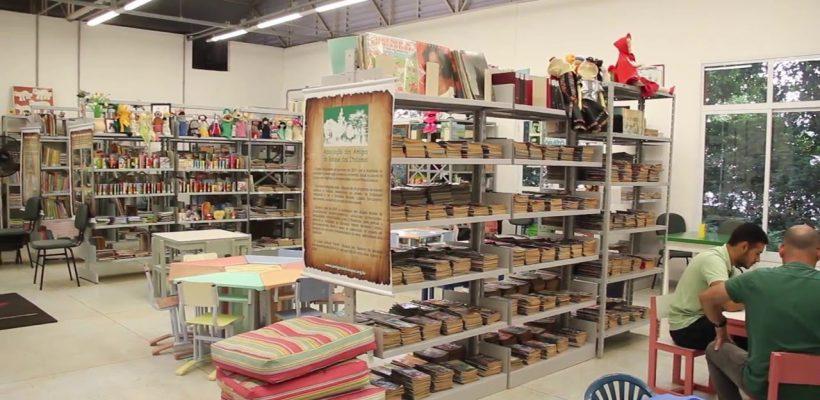Biblioteca Monteiro Lobato promove atividade especial