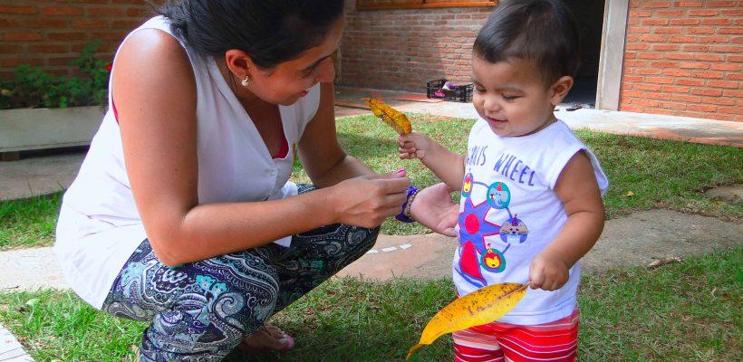 A importância do vínculo entre criança e educador