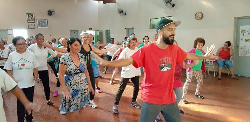 Hip Hop garante convivência intergeracional e qualidade de vida