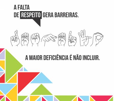 21 de setembro: Dia Nacional de Luta da Pessoa com Deficiência