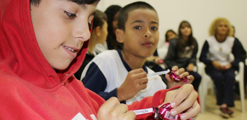 Oficinas do Atitude Educação despertam potencialidades e incentivam alunos protagonistas