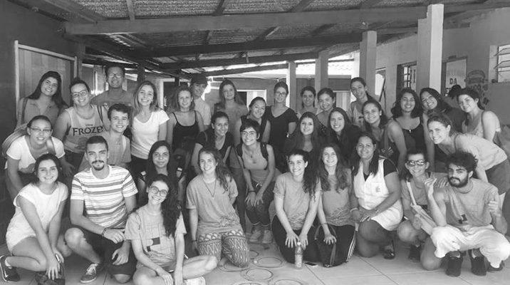 Estudantes de arquitetura se unem para promoveração social na AMIC Campo Belo