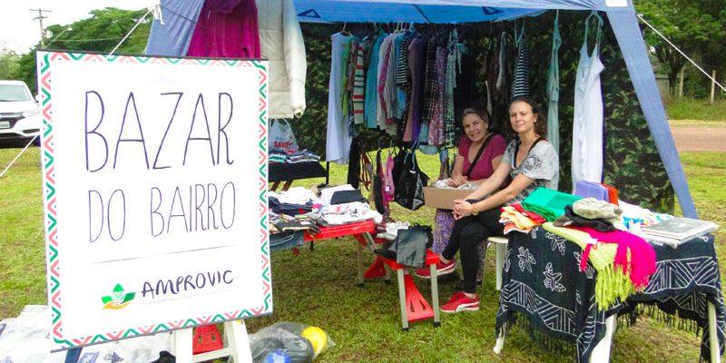 Feira de Economia Solidária promove fortalecimento  de vínculo comunitário