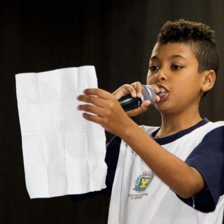 Exercendo o protagonismo, alunos planejam e realizam evento que encerra série de oficinas do Atitude Educação