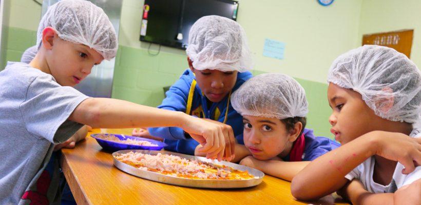 Crianças e adolescentes aprendem sobre cultura, costumes e fortalecem vínculos por meio do projeto Meu Brasil Brasileiro