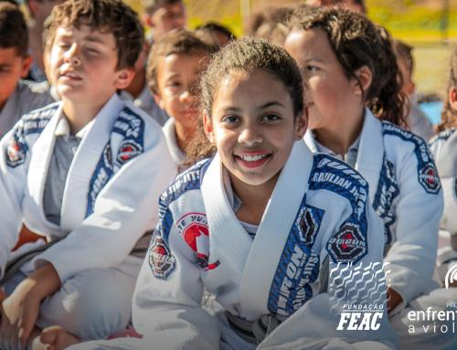 Jiu Jitsu Social fortalece vínculos e transforma realidade de comunidade