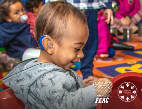 Inclusão e olhar individualizado garantem desenvolvimento infantil
