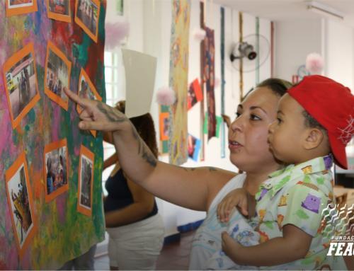 Exposição fotográfica traz olhar diferenciado da rotina infantil