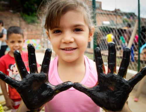 Mutirão mobiliza voluntários para melhorias na comunidade do Buraco do Sapo