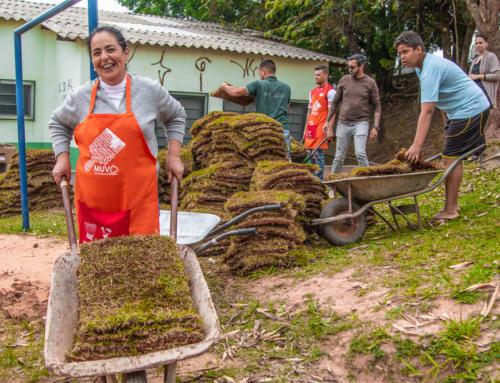 Mutirão irá revitalizar Espaço de Convivência na Vila Francisca