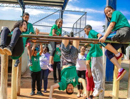 Comunidades da região dos Amarais se unem para transformar trajetos lúdicos e seguros