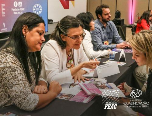 Rodada Social promove conexões entre empresas e OSC durante Amcham Talks